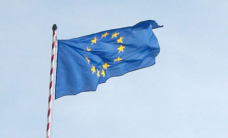 Large EU Flag